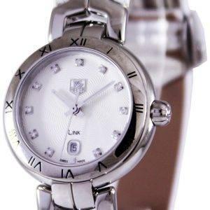 Tag Heuer Link Bracelet Diamond cadran WAT1411. FC6316 Women Watch