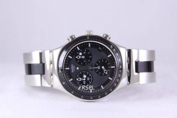 Swatch Irony Windfall Montre chronographe quartz suisse YCS410GX Hommes