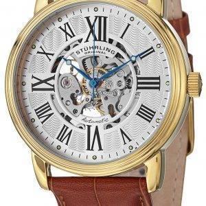 Stührling Original Delphi classique automatique Venezia 1077.3335K2 montre homme