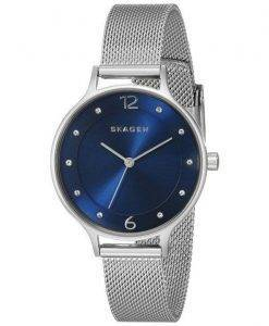 Skagen Anita aux accents Crystal Mesh SKW2307 Ladies Watch