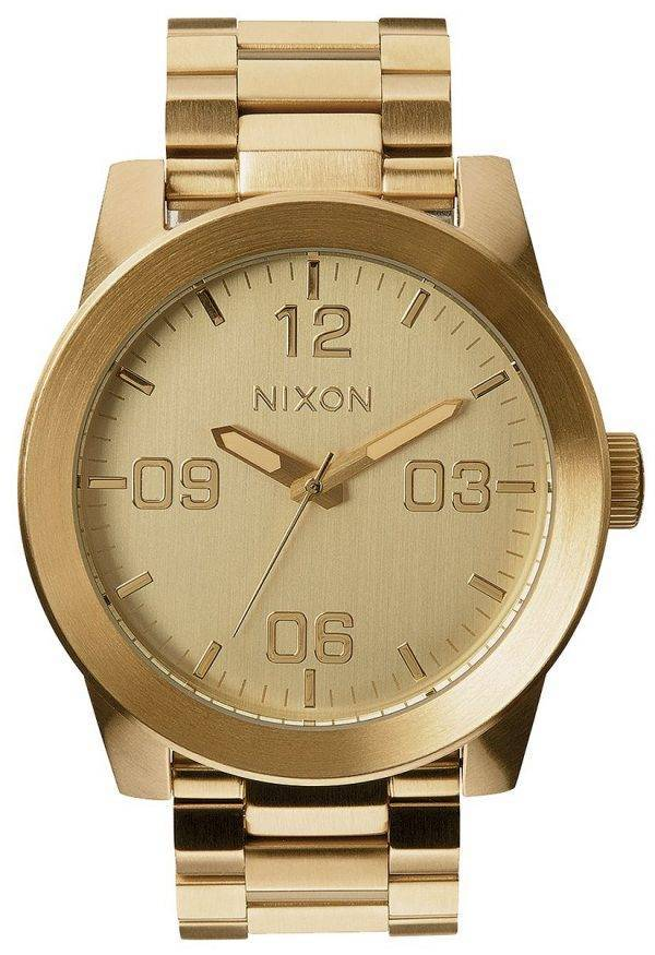 Nixon le caporal SS All or A346-502-00 montre homme