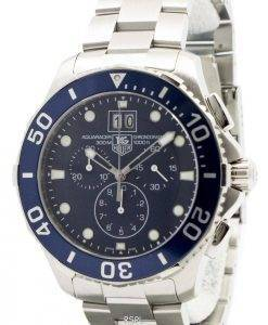Tag Heuer Aquaracer chronographe Grande Date CAN1011. BA0821 Montre homme
