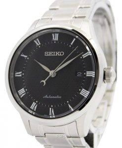Montre Seiko automatique hommes cadran noir SRP769K1 SRP769K