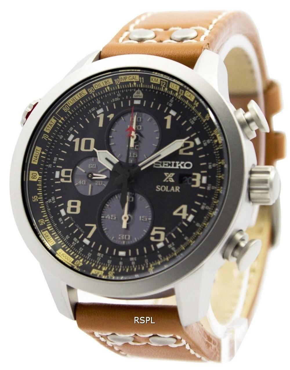 Seiko Ssc421p1 Ssc421p Masculin Chronographe Solaire Montre Prospex c35uT1JlFK