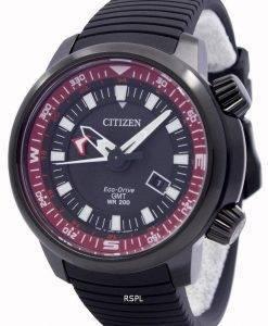 Montre Citizen Eco-Drive Promaster GMT 200M BJ7086-06E masculine
