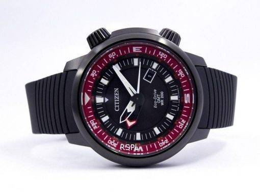 Montre Citizen Eco-Drive Promaster GMT 200M BJ7086-06E masculine