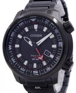 Montre Citizen Eco-Drive Promaster GMT 200M BJ7086-57F masculine