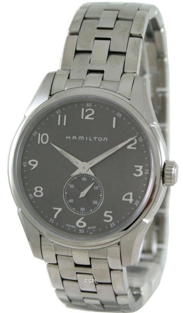 Hamilton automatique cadran gris H38411183