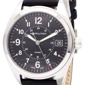 Hamilton Khaki Field Quartz Swiss fait H68551733 montre homme