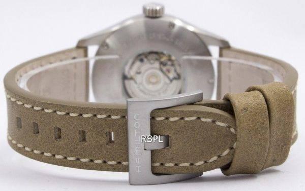 Hamilton Khaki Bureau automatique Swiss Made H70365983 montre homme
