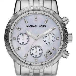 Michael Kors chronographe cristaux MK5020 femmes montre