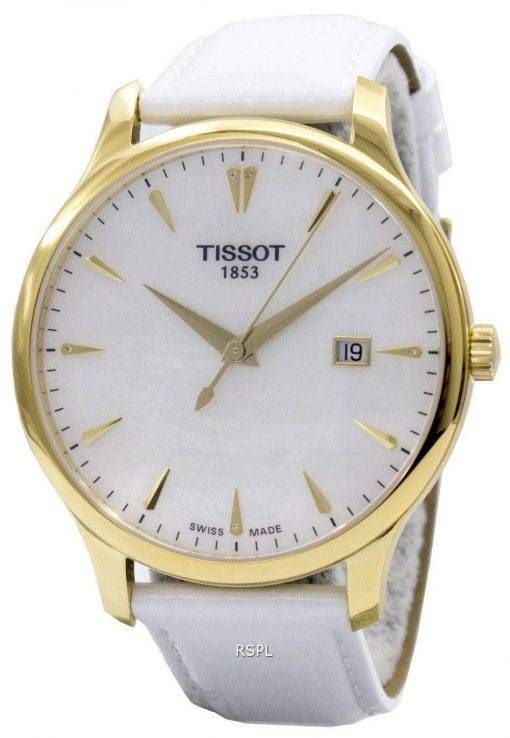 Montre Tissot T-Classic Tradition T063.610.36.116.00 T0636103611600 masculin