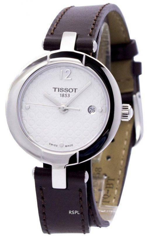 Montre Tissot T-Lady Pinky T084.210.16.017.03 T0842101601703 féminin