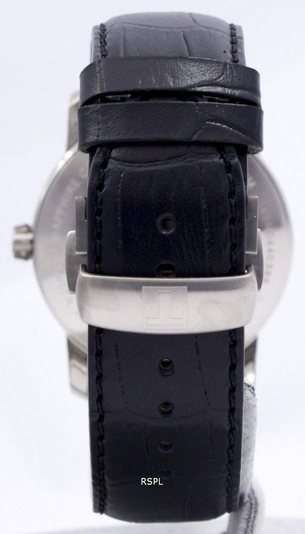 Montre Tissot T-Classic titane automatique T087.407.46.057.00 T0874074605700 masculin