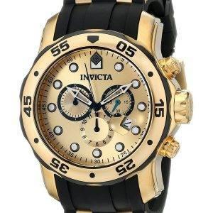 Montre Invicta Pro Diver Quartz chronographe 200M 17885 homme