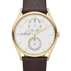 Montre Skagen Grenen Holst multifonctions Quartz SKW6066 masculin