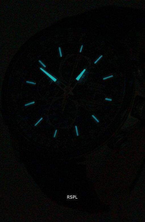 Citizen Eco Blue Angels radiocommandés World Chronograph AT8020 - 03L