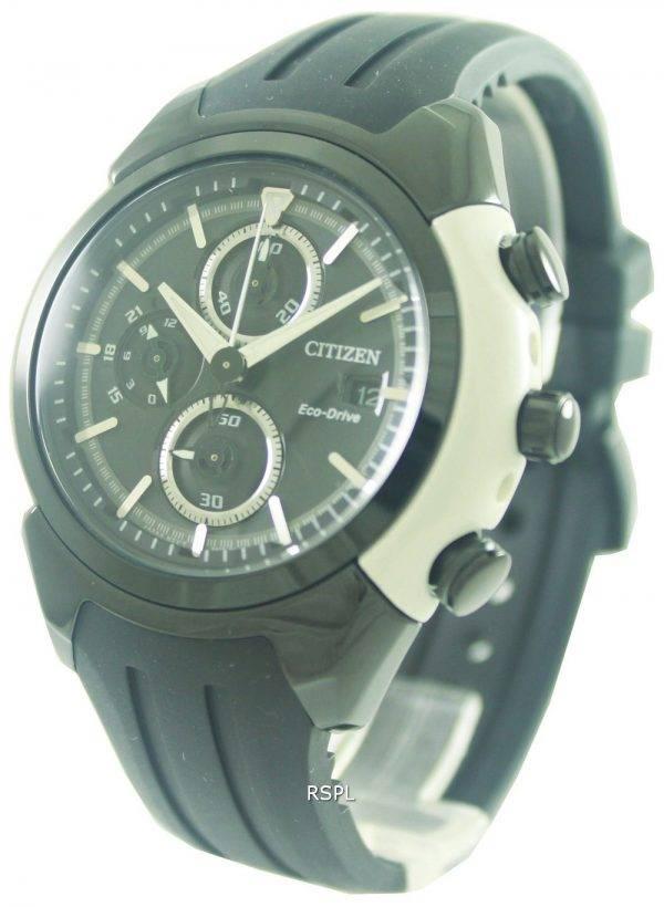 Montre Citizen Eco-Drive Chronograph CA0286-08F