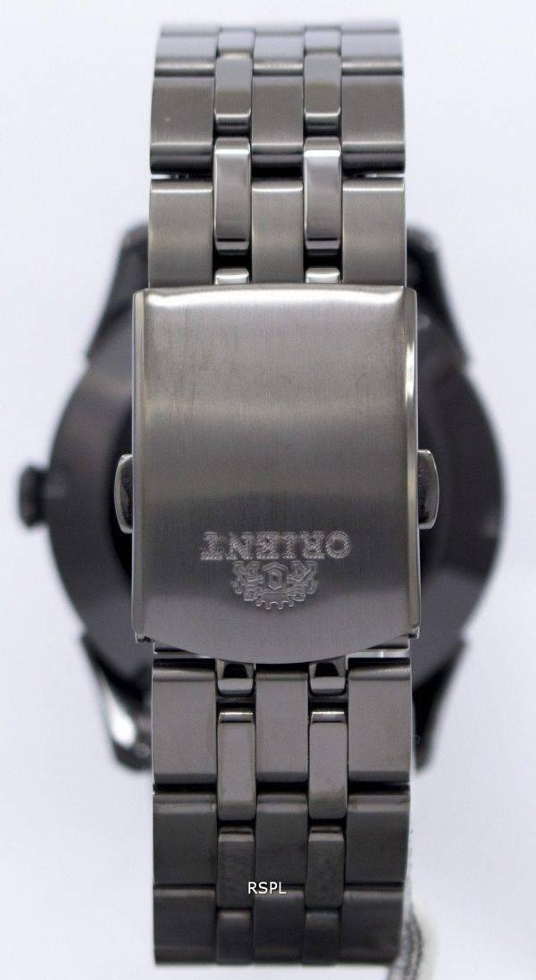 Orienter le sportif automatique jour et Date ET0X001B montre homme