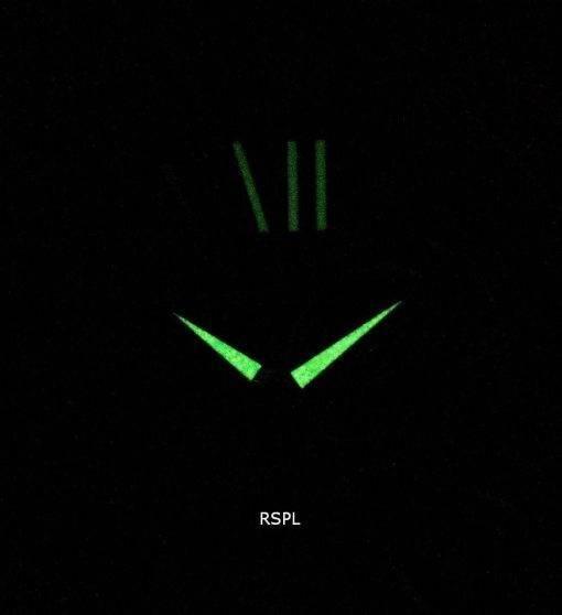 Orienter la montre sportive automatique hommes cadran noir ET0X004B