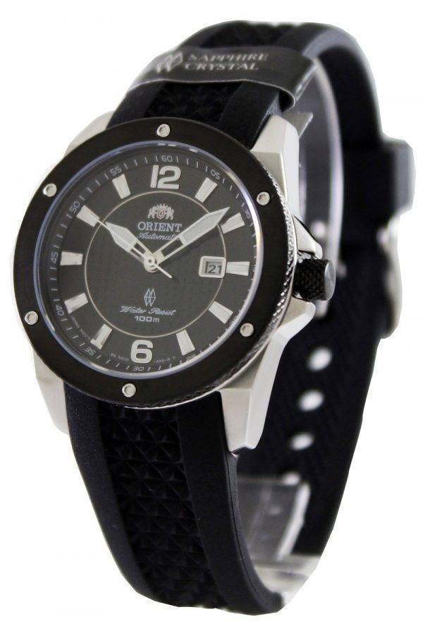 Collection de combat Orient Automatic Montre FNR1H001B femmes