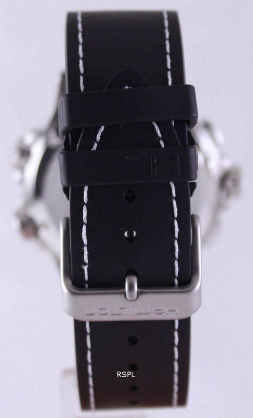 Montre Hamilton Khaki ETO chronographe H77612333 masculin