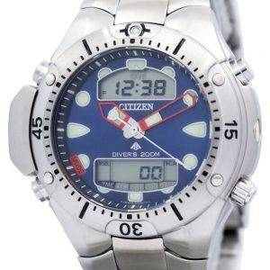 Citizen Aqualand plongeur profondeur mètre Promaster JP1060 - 52 L JP1060