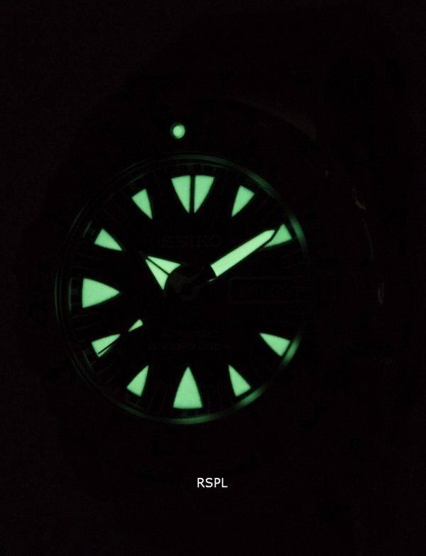 Seiko Japon fait automatique Monster Diver SRP307J SRP307