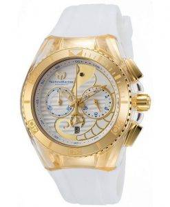 Rêve de TechnoMarine Cruise Collection chronographe TM-115003 Women Watch