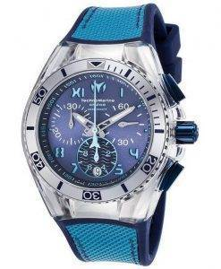La Californie TechnoMarine Cruise Collection chronographe TM-115014 montre unisexe
