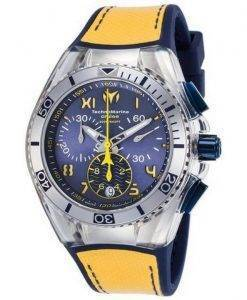 La Californie TechnoMarine Cruise Collection chronographe TM-115015 montre unisexe