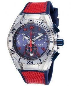 La Californie TechnoMarine Cruise Collection chronographe TM-115016 montre unisexe