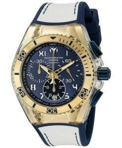 La Californie TechnoMarine Cruise Collection chronographe TM-115018 montre unisexe