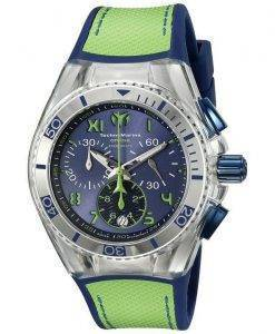 La Californie TechnoMarine Cruise Collection chronographe TM-115019 montre unisexe