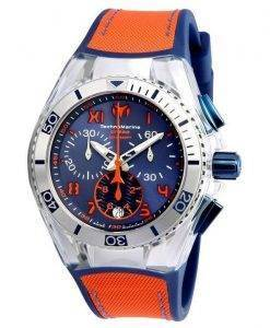La Californie TechnoMarine Cruise Collection chronographe TM-115020 montre unisexe