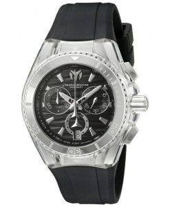 Original de TechnoMarine Cruise Collection chronographe TM-115051 montre unisexe