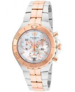 Montre TechnoMarine Pearl mer Collection chronographe TM-715002 féminin