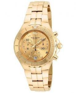 Montre TechnoMarine Pearl mer Collection chronographe TM-715004 féminin