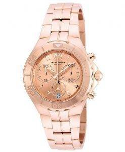 Montre TechnoMarine Pearl mer Collection chronographe TM-715006 féminin