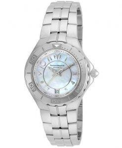 Montre TechnoMarine Pearl mer Collection Quartz TM-715007 féminin