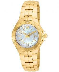 Montre TechnoMarine Pearl mer Collection Quartz TM-715009 féminin