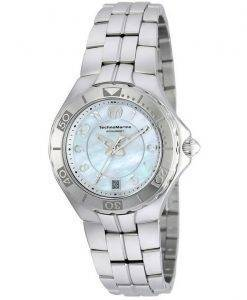 Montre TechnoMarine Pearl mer Collection Quartz TM-715012 féminin