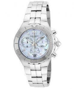 Montre TechnoMarine Pearl mer Collection chronographe TM-715014 féminin