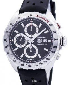 Tag Heuer Formula 1 chronographe automatique Calibre 16 Suisse fait CAZ2010. FT8024 Montre homme