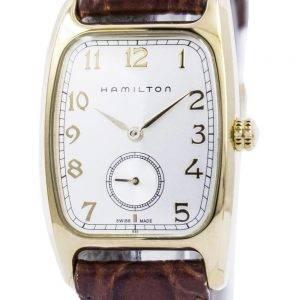 Hamilton American Classic Boulton Quartz Swiss Made H13431553 montre homme