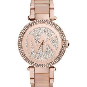 Michael Kors Parker Crystal Pave MK6176 Women Watch