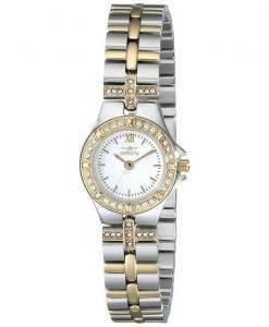 Invicta Wildflower Collection cristal accentués 0133 femmes montre