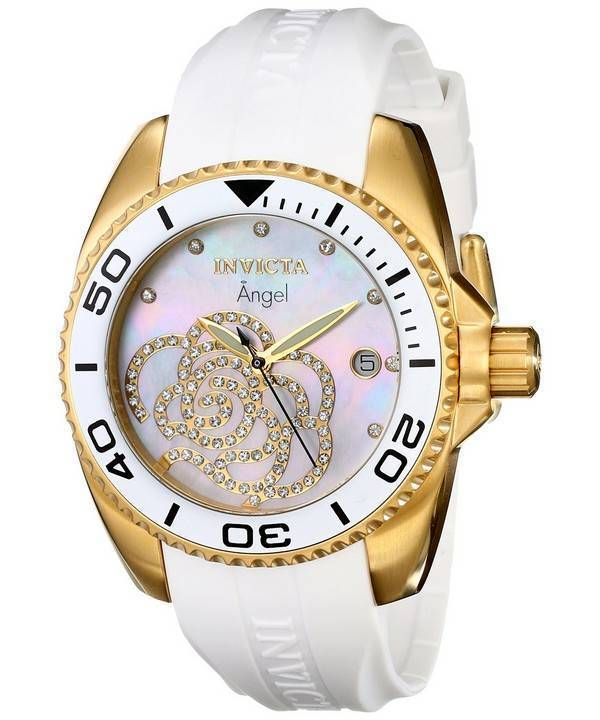 Invicta Angel Crystal Accents 0488 femmes montre