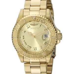 Invicta Pro Diver diamant accentués montre cadran Quartz 12820 homme