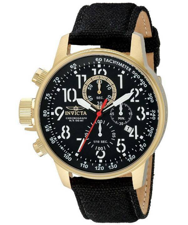 montre Invicta-Force Collection Quartz chronographe 1515 hommes